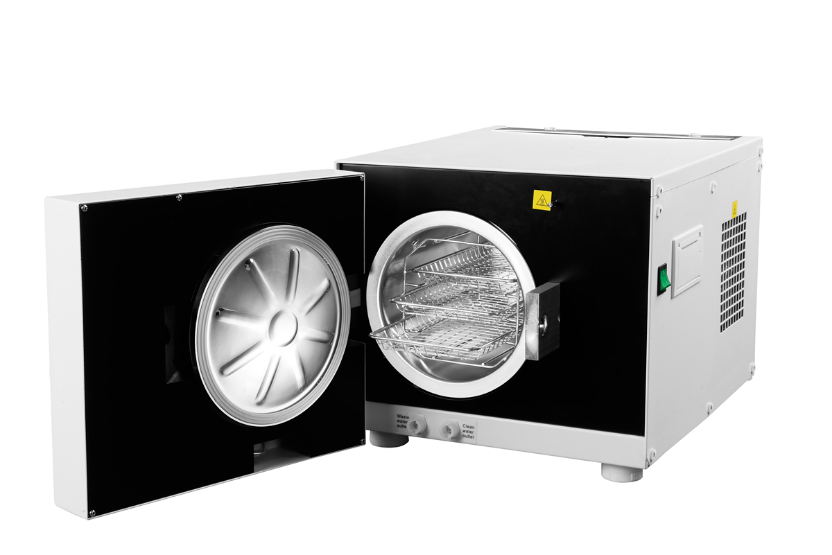 8Liter Autoclave/Steam Sterilizer